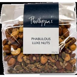 Photo of Philippa's Phabulous Luxe Nuts 300gm