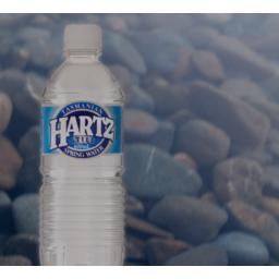 Photo of Hartz Water 600ml