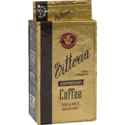 Photo of Vittoria Coffee Ground Espresso 200gm