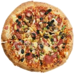 Photo of Barossa Pizza Supreme Med 400gm