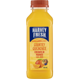 Photo of Harvey Fresh Orange & Mango Juice 450ml