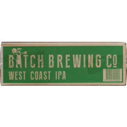 Photo of Batch Brewing West Coast Ipa Can