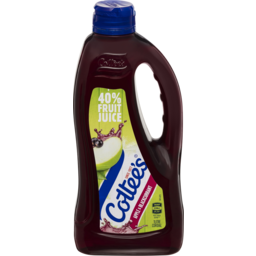 Photo of Cottee's Cordial Apple Blackcurrant 1L