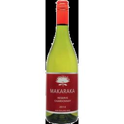 Photo of Makaraka Reserve Chardonnay 750ml