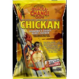Photo of Snackachangi Chips Chickan 150g