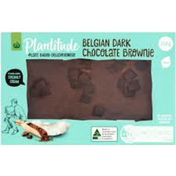 Photo of WW Cake Vegan Choc Brownie 250g