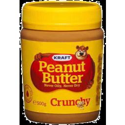 Photo of Kraft Peanut Butter Crunch 500gm