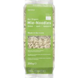 Photo of Alb Gold - Mie Noodles Spelt - 250g