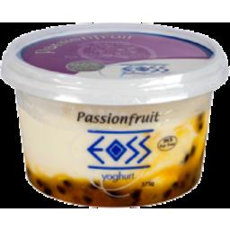 Photo of Eoss Yoghurt Passionfruit 500g