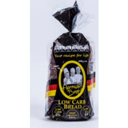 Photo of Hermanbrot Low Carb Brd 600g