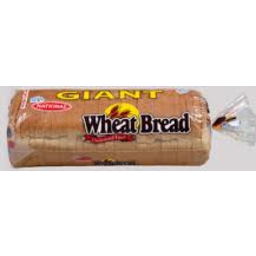 Photo of National Giant Sliced Brown Bread
