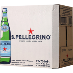 Photo of San Pellegrino 750ml X 12