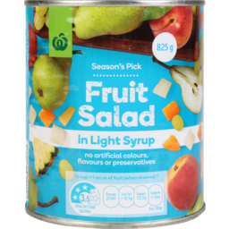 Photo of Homebrand Fruit Salad In Syrup 825g