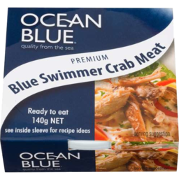 Photo of O/Blue B/Swimmer Crab Meat 140g