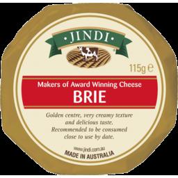 Photo of Jindi Brie Cheese 115g