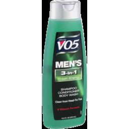 Photo of Vo5 Men's 3-In-1 Fresh Energy