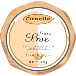 Photo of Ornelle Brie 110g