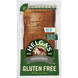 Photo of Helga's Bread Gluten Free Wholemeal 500gm