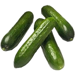 Photo of Baby Cucumbers 750g