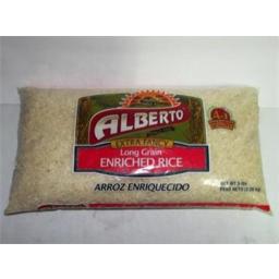 Photo of Alberto Long Grain White Rice