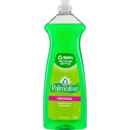 Photo of Palmolive Regular Dishwashing Liquid Original Tough On Grease 750ml