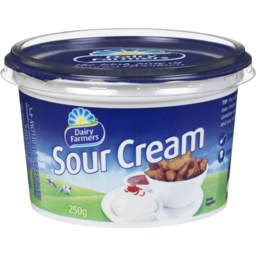Photo of Dairy Farmers Sour Cream 250gm
