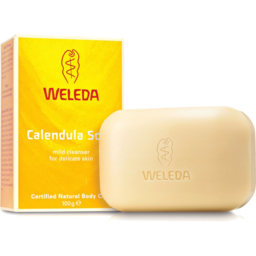 Photo of Weleda Calendula Baby Soap 100g