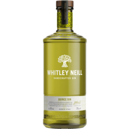 Photo of Halewood Whitley Neill Quince Gin 700ml