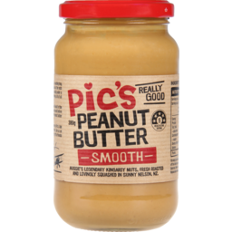 Photo of Pic's Really Good Peanut Butter Smooth 380g 380g