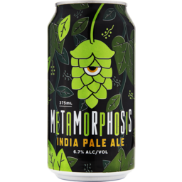 Photo of Kaiju Metamorphosis IPA Cans