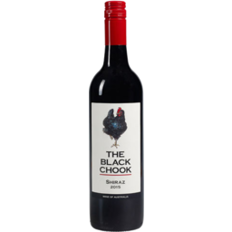 Photo of Black Chook Shiraz 750ml