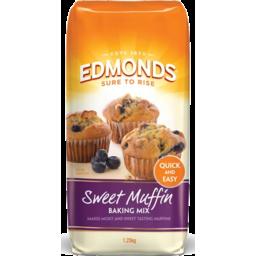 Photo of Edmonds Sweet Muffin Mix 1.25kg