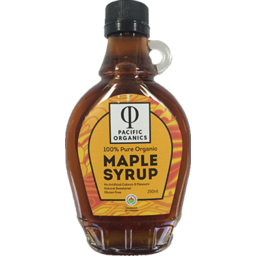 Photo of Pacific Organics Maple Syrup 250ml