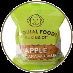Photo of Original Foods Muffin Apple Salted Caramel 140g