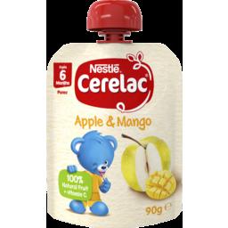 Photo of Nestle Cerelac Apple & Mango Pouch - 90g