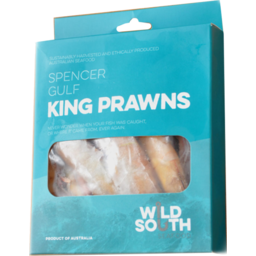 Photo of Wild South Prawns - King