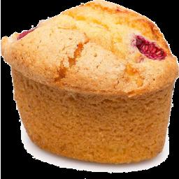 Photo of Bowan Island Bakery Friand - Raspberry & Coconut - Gluten Free (6 Pack)