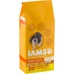 Photo of Iams Proactive Health Smart Puppy Dry Puppy Food 5.7 Pounds