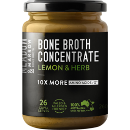 Photo of Gevity - Bone Broth - Lemon & Herb - 260g