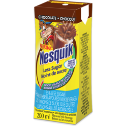 Photo of Nestle Nesquik Chocolate Drink Single Serve