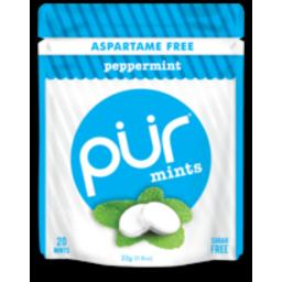 Photo of Pur Peppermint Gum 22gm
