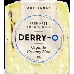 Photo of Derry-O Cheese Organic Cream Blu 160g