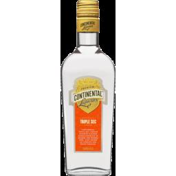 Photo of Continental Liqueurs Triple Sec 500ml Bottle