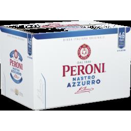 Photo of Peroni Nastro Azzurro Slab