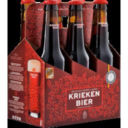 Photo of Cornelissen Kriekenbier Lager Beer 4.5% 6x330ml