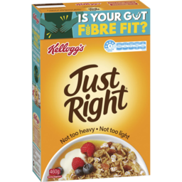 Photo of Kellogg's Just Right Cereal 460gm