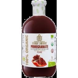 Photo of Euro Plus Organic Pomegranate Juice