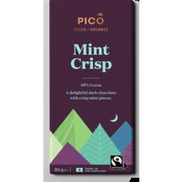 Photo of Pico Vegan Mint Crisp 80g