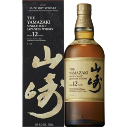 Photo of Yamazaki 12yo Single Malt Whisky