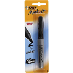 Photo of Bic Mark It Bold Black